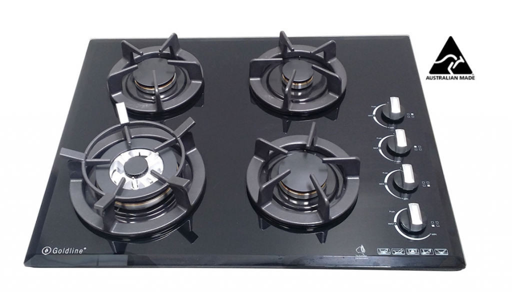 Gas cooktop No Problem Plumbing
